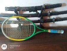 Rare!!!1991 Vintage Kneissl Pro Star HORST SKOFF G4!!! free tennis book '85