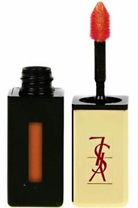 YvesSaintLaurent Rouge Pur Couture Glossy Stain 6ml Corail Mutin #102