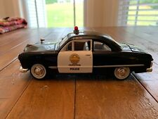 Motor Max 1:24 Scale Law Enforcement Series CITY OF CHULA VISTA POLICE