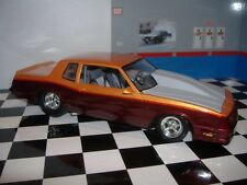 Resin Outlaw Hood '86 Monte Carlo! Revell, Monogram and '87 Aeroback 1/24.
