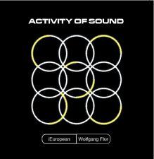 "I EUROPEAN feat. WOLFGANG FLÜR Activity of Sound 12"" YELLOW VINYL 2016 LTD.300"
