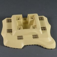 Lego Panneau de Construction 3D Plaque Tan Beige Space Zoo L'Espace Egypte