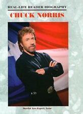 Chuck Norris (Real-Life Reader Biography)