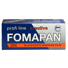 FOMA : Fomapan 200 120 Medium Format Film