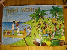Third World Poster The Story's Been Told Cartoon Island People
