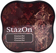 StazOn® Midi Solvent Ink Pad, Ganache NEW