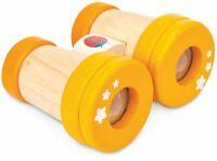 Le Toy Van Petilou BABY BINOCULARS Wooden Toy BN