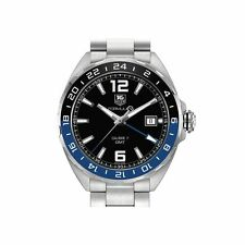 TAG Heuer Formula 1 Stainless Steel Strap Adult Wristwatches