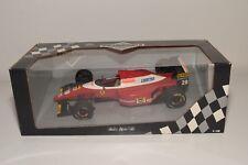 V 1:18 MINICHAMPS FERRARI F1 FORMULA 1 F93A G. BERGER 1993 MINT BOXED RARE