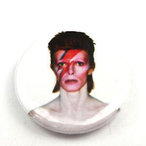 David Bowie Ziggy Star Dust - Button Badge - 25mm 1 inch