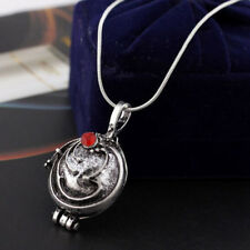New Fashion Vintage Vampire Diaries Elena Vervain Crystal Charm Necklace
