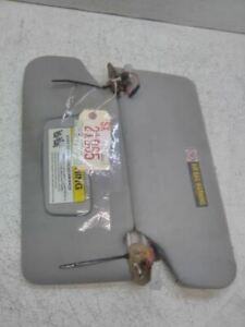 2003 - 07 HONDA ACCORD Sun Visor Set Driver Passenger Left & Right OEM USED