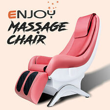 ENJOY (Top Australian Brand) Kneading Shiatsu Full Body Massage Chair (RED)