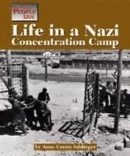 Life in a Nazi Concentration Camp (The Way People Live)-ExLibrary