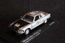 Minichamps Mercedes 450 SLC 5.0 1979 1:43 #6 Preston / Lyall Safari Rally (JS)