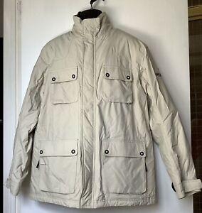 NIKE Tan, Special Movie Editon, New (Unisex)Jacket Men's Large