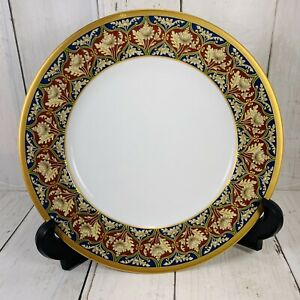 "Christian Dior Tabriz Salad Dessert Plate Fine China Made In Japan 8.125"" Dia"