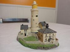 1993 Danbury Mint Star Point Lighthouse Dartmouth England Figure Vintage