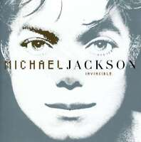 Jackson, Michael - INVINCIBLE NOUVEAU CD