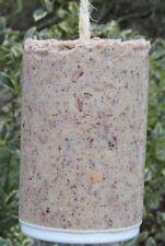 1250g jumbo nut & suet cake roll bird food feed for wild birds sim 2 fat balls c