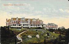 Watch Hill RI Kenneth Ridge Postcard #n967