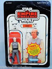 Vintage Star Wars 1980 EMPIRE STRIKES BACK LOBOT Rare 41 Back-A (Kit Offer) MOC