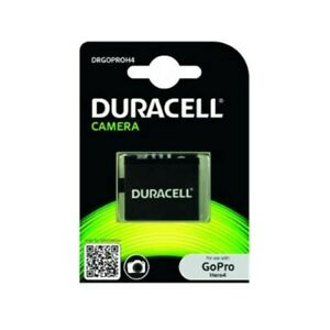 Duracell GOPRO HERO 4 Replacement Battery DRGOPROH4  - OFFICIAL UK STOCK