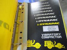Dynapac CC10 Gas Engine