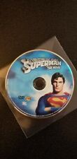 DVD ONLY Superman The Movie (WIDESCREEN DVD, 2009)