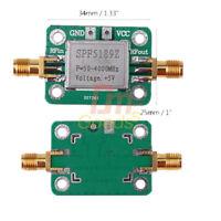 1/2/5PCS Low Noise Amplifier Signal Receiver NF=0.6dB LNA 50-4000MHz RF SPF5189