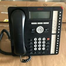 Avaya 1616-I IP Phone with Handset For Enterprise Voice and Collaboration