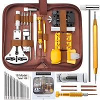 Watch Repair Kit E?Durable Professional Spring Bar Tool Set 149 in 1 Watch Ba...
