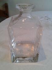 CARAFON ( Carafe ) carré  pour CAVE A LIQUEUR  for Antique liquor box
