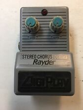 Digiplay Rayder CH-70 Analog Chorus Rare Vintage Guitar Effect Pedal MIJ Japan