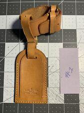 Louis Vuitton Luggage Tag Poignet Set Garment #1