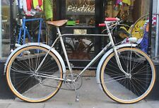 Vintage French 56cm Randonneur Bicycle Portuer Stronglight Wolber Simplex Eroica