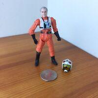 F69 Star Wars LOOSE FIGURE DAVISH KRAIL Yavin Pilot Pack Hasbro 2012 Pilot