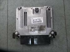 AUDI A4 ECU ENGINE ECU, 1.8, PETROL, ECU ONLY, B8 8K, 04/08-09/15 8K1907115J