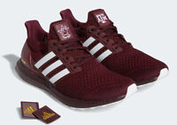 Adidas Ultra Boost 1.0 DNA Texas A&M Maroon White 5-15 FY5810 100% Authentic