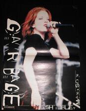 Heavy Metal Poster Garbage (Shirley Manson), 90er Jahre RAR