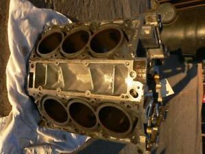 HYUNDAI GENESIS 3.8 SEDAN 09 10 11 ENGINE BLOCK