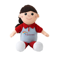 More details for olivia doll rainbows - girl guiding