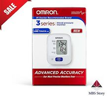 Omron 3 Series Upper Arm Blood Pressure Monitor with Cuff That for Large Arms
