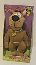 *BRAND NEW* Scooby Doo Talking 14 Inch Plush Stuffed Animal Soft Toy