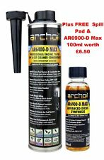 Archoil AR6900, AR6400-D MAX Professional Diesel Engine, TURBO DPF & CAT Cleaner