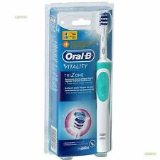 Braun D12513 Oral-B TriZone Triple Action 2d Vitality Rechargable Toothbrush
