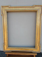 RARE HY-JO PREMIUM COLLECTION KEYCORNER GOLD LEAF WOODEN PICTURE FRAME /16X20