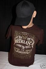 Metallica Original World Tour Mexico 2012 Concert T-Shirt - Thirty F'ing Years