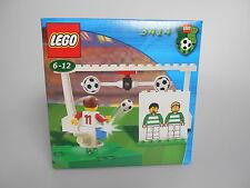 LEGO® Soccer Fussball  Set 3414 Neu & Ovp ungeöffnet
