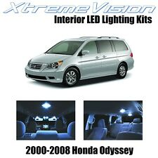 XtremeVision LED for Honda Odyssey2000-2008 (12 Pieces) Cool White Premium Inter